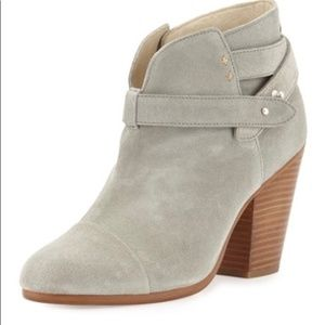 Rag And Bone Harrow Ankle Bootie Size 39